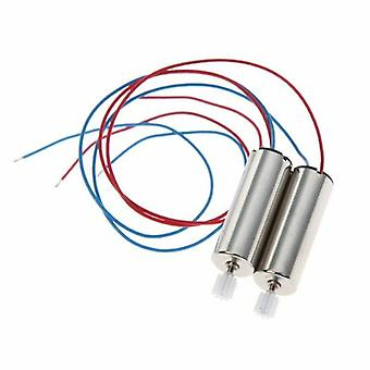 2 Pieces Replacement RC Quadcopter Spare Parts Main Motor A Motor B for X5C-07 X