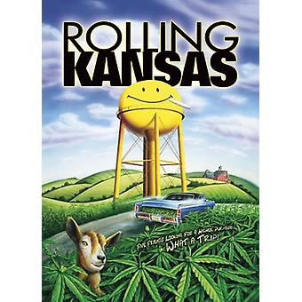 Rolling Kansas [DVD] USA import
