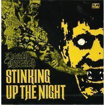 Death Breath - Stinking Up the Night [CD] USA import