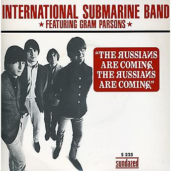 International Submarine Band - Russians Are Coming/Truck Driving Ma [Vinyl] USA import