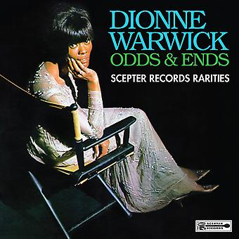 Warwick*Dionne - Odds & Ends - Scepter Records Rarities [CD] USA import
