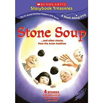 Stein suppe & andre historier fra den asiatiske Traditio [DVD] USA import