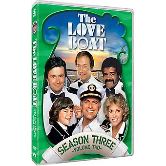 Love Boat: Season 3 - Vol 2 [DVD] USA import