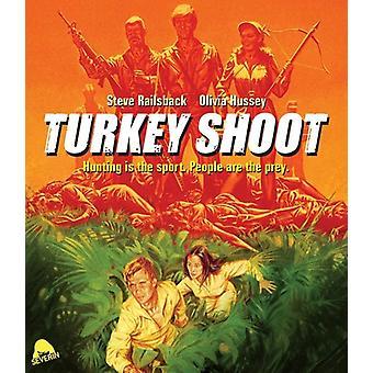 Turkey Shoot [Blu-ray] USA import