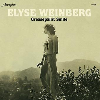 Elyse Weinberg - Greasepaint Smile [Vinyl] USA import