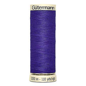 Gutermann Costura-tudo 100% Polyester Thread 100m Código de Cor da Mão e da Máquina - 810