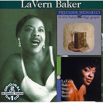 Lavern Baker - Precious Memories/Lavern Sings [CD] USA import