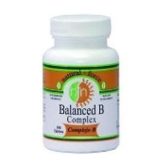 Formule équilibrée complexe B 100 comprimés