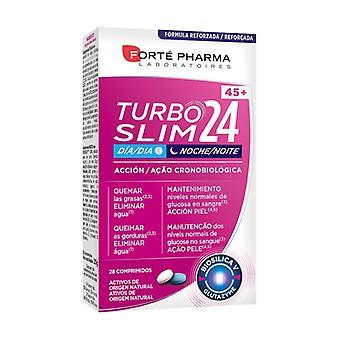 Turboslim 24 (45+) 28 tablets