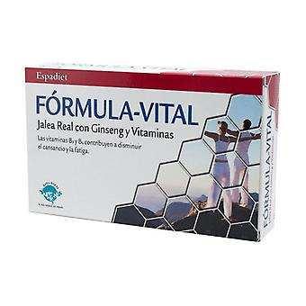 MontStar Jelly Formula Vital 20 ampoules