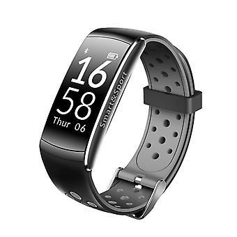 Q8 Activity Wristband-iOS-Android-Black