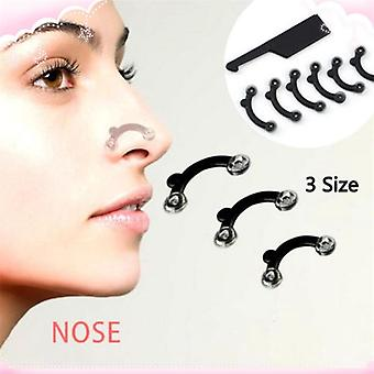 Beauty Nose Up Lifting Bridge Shaper Massage Tool No Pain Nose Shaping Clipper