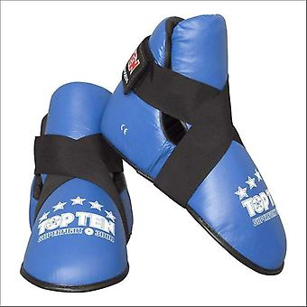 Top ten superfight 3000 leather kick blue