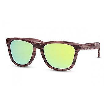 Sunglasses Unisex Wanderer Cat.3 Brown/Green (CWI1506)