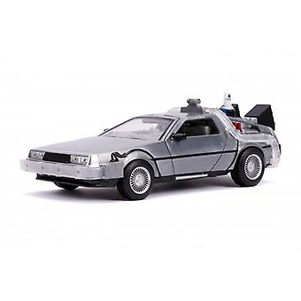 Jada 1:24 Back To The Future II DeLorean Time Machine