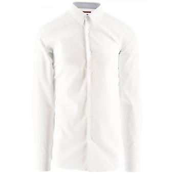 HUGO Open White Vidal Shirt
