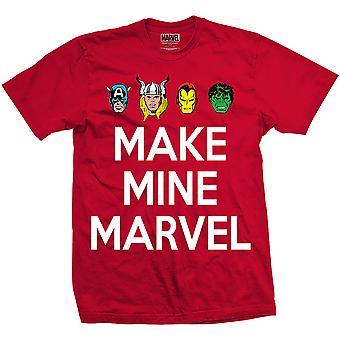 Marvel Comics Make Mine Official Tee T-Shirt Unisex