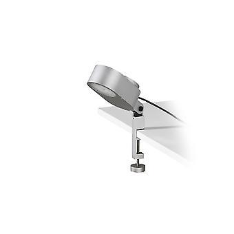 Faro einladend - LED Grau Clip6W 2700K-4800K