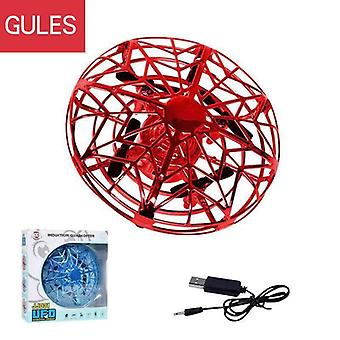 Mini Anti-collision Children's Electric Toy  Gesture Induction Suspension Induction Flying Saucer