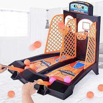 כדורסל ירי משחק שולחן שולחן העבודה להפחית את הלחץ להגדיר צעצוע ספורט למבוגרים