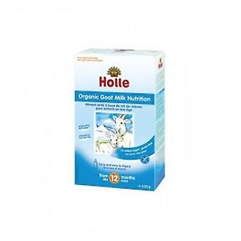 Holle - Organic Goat Milk Nutrition (6+) 400g