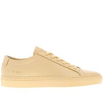 Originele Achilles Lage Gele Sneakers