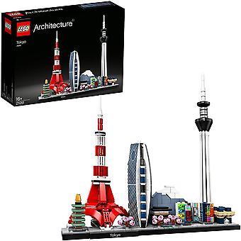 Lego 21051 Architecture Tokyo Model Building Set Kids Toy