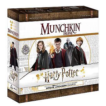 Munchkin Deluxe Harry Potter