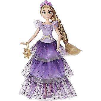 Disney Princess Style Series Rapunzel Fashion Doll Barn Leksak