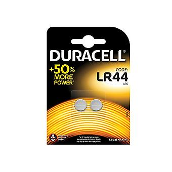 Duracell LR44 A76 Button Battery (Pack 2) S3284