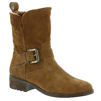 Easy Spirit Womens E-REACH Suede Closed Toe Ankle Fashion Boots