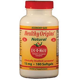 Healthy Origins Lyc-O-Mato, Lycopene, 180 Sgel