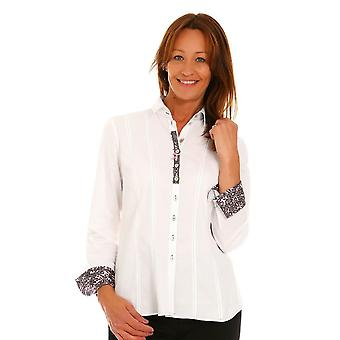 JUST WHITE Just White White Blouse 62947