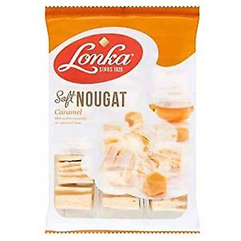 Lonka Caramel Soft Nougat 180g x 2 packs