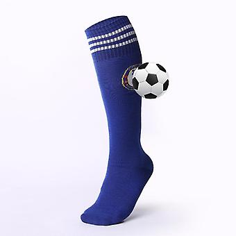 Professional Football Socks, Breathable Knee-high Training Long Stocking