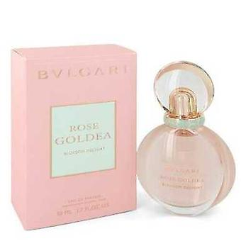Rose Goldea Blossom Delight By Bvlgari Eau De Parfum Spray 1.7 Oz (women) V728-551008