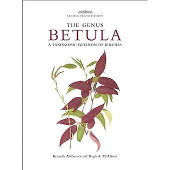 Botanical Magazine Monografie: Het geslacht Betula: Een taxonomische herziening van berken