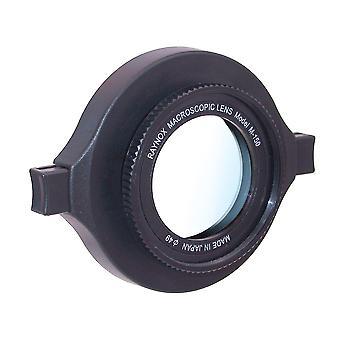 Raynox dcr-150 makro snap-on adaptér s 49 mm přední filtr závit pro 52-67 mm filtr