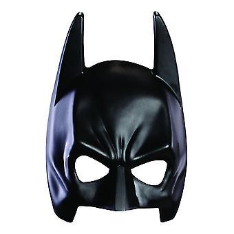 Rubie's official adult's batman mask - one size, black