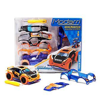Modarri Tiger Speed Turbo Pack Mix & Match Building System