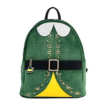 Elf Mini Backpack Elf Buddy and Max Christmas Movie new Official Loungefly Green