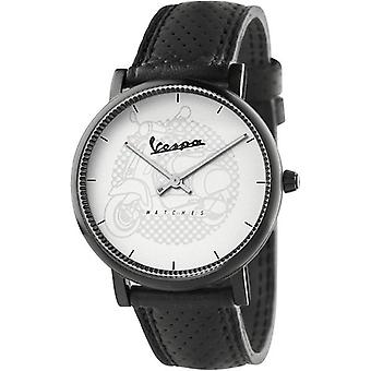 Vespa watch classy va-cl01-bk-01sl-cp