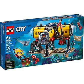 LEGO 60265 valtameren tutkimustukikohta
