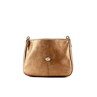The Undecided - Base - Gold - Bubble Leather