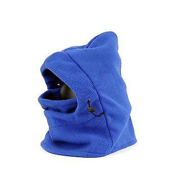 Outdoor Windproof Warm Hats And Fleece Face Masks Protected Ear Ski Mask