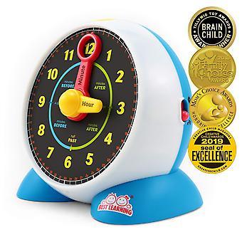 Cel mai bun ceas de învățare - vorbesc educaționale învăța să spună timp de lumină-up jucărie cu test și lesă