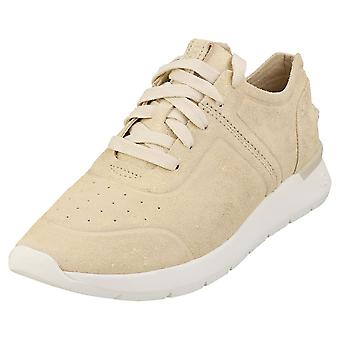 UGG Adaleen Womens Fashion Trainers in Gold
