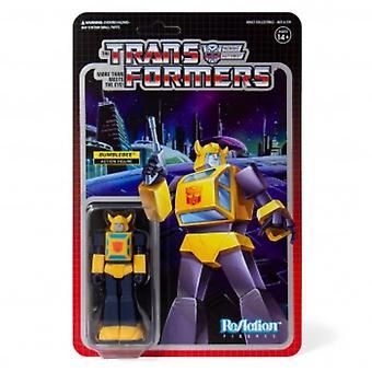 Bumblebee (Transformers) Super 7 ReAction Figure