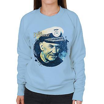 The Prisoner Arrival Ex Admiral Women's Sweatshirt