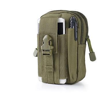 Military Tactical Waist Bag, Outdoor Belt, Waterproof Pouch
